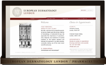 EUDELO | EUROPEAN DERMATOLOGY LONDON | MEDICAL SERVICE