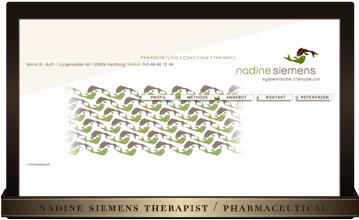 Nadine Siemens | THERAPIST