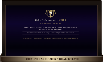 CHRISTINAS HOMES